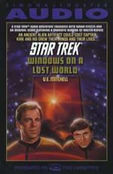 Star Trek: Windows On A Lost World, V.E. Mitchell