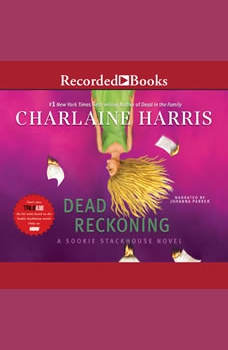 Dead Reckoning, Charlaine Harris