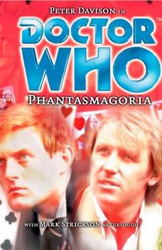 Doctor Who - Phantasmagoria, Mark Gatiss