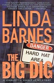 The Big Dig, Linda Barnes
