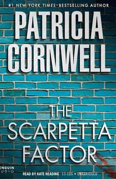 The Scarpetta Factor, Patricia Cornwell