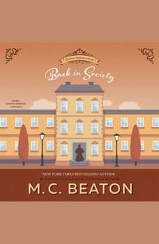 Back in Society, M. C. Beaton