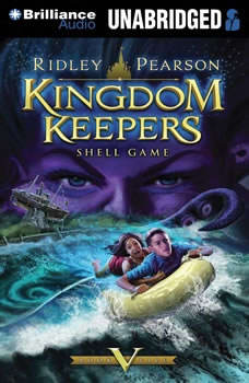 Kingdom Keepers V: Shell Game, Ridley Pearson
