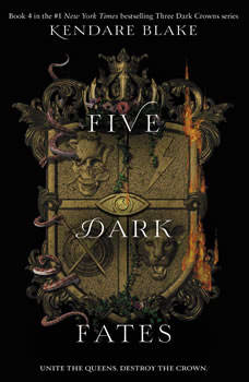 Five Dark Fates, Kendare Blake