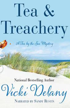 Tea and Treachery, Vicki Delany