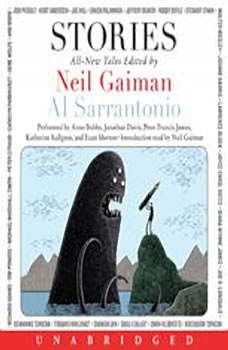 Stories: All-New Tales, Neil Gaiman