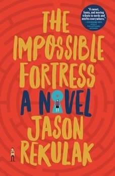The Impossible Fortress, Jason Rekulak