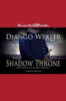 The Shadow Throne, Django Wexler