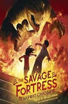 The Savage Fortress, Sarwat Chadda