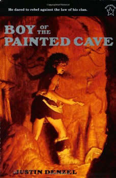 The Boy of the Painted Cave, Justin Denzel