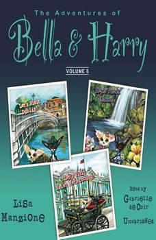 The Adventures of Bella & Harry, Vol. 6: Lets Visit Dublin!, Lets Visit Maui!, Lets Visit Saint Petersburg!, Lisa Manzione