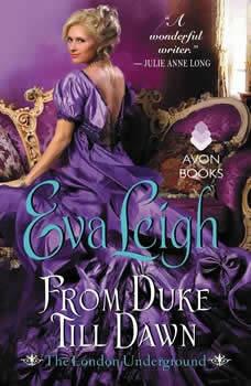 From Duke Till Dawn: The London Underground, Eva Leigh