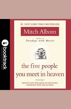 The Five People You Meet in Heaven: Booktrack Edition Booktrack Edition, Mitch Albom