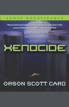 Xenocide: Volume Three of the Ender Quartet, Orson Scott Card