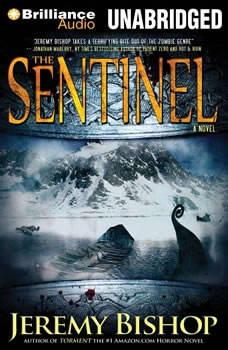 The Sentinel: A Jane Harper Horror Novel, Jeremy Bishop