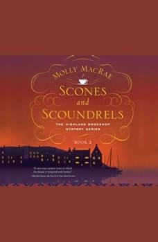 Scones and Scoundrels, Molly MacRae