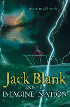 Jack Blank and the Imagination, Matt Myklusch