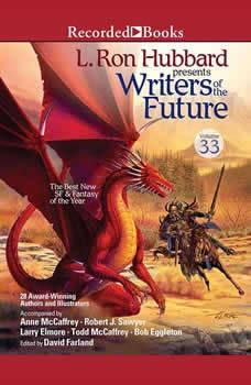 Writers of the Future Volume 33, Sean Hazlett