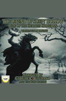 The Legend of Sleepy Hollow, Ride of the Headless Horseman, Washington Irving