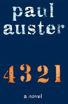4 3 2 1, Paul Auster