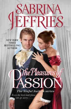 The Pleasures of Passion, Sabrina Jeffries