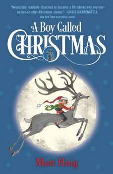 A Boy Called Christmas, Matt Haig