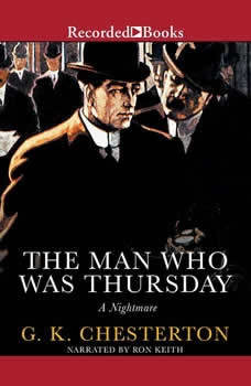 The Man Who Was Thursday: A Nightmare, G.K. Chesterton