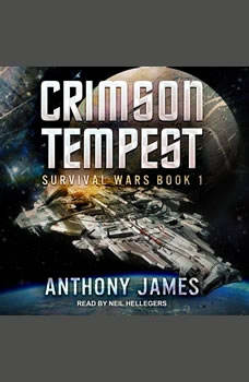 Crimson Tempest, Anthony James