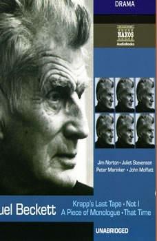 Krapp's Last Tape, Samuel Beckett