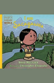 I am Sacagawea, Brad Meltzer