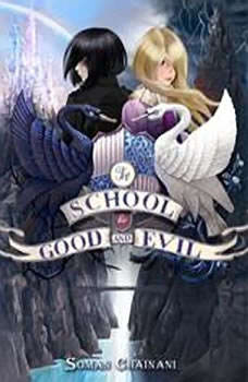 The School for Good and Evil, Soman Chainani