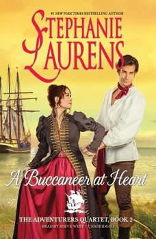 A Buccaneer at Heart, Stephanie Laurens