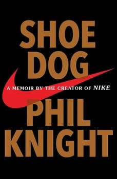 Shoe Dog, Phil Knight