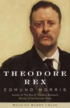 Theodore Rex, Edmund Morris