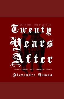 Twenty Years After, Alexandre Dumas