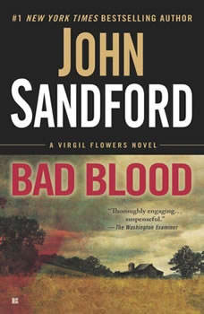 Bad Blood: a Virgil Flowers novel, John Sandford