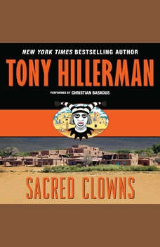 Sacred Clowns, Tony Hillerman
