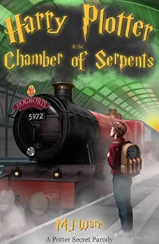 Harry Plotter and The Chamber of Serpents, an Unofficial Harry Potter Parody: An American Muggle in Slytherin House