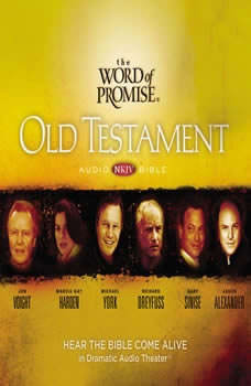 NKJV Word of Promise: Audio Bible Old Testament Audio Bible Old Testament, Jim Caviezel