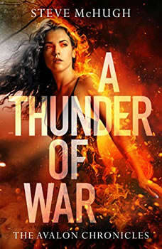 A Thunder of War, Steve McHugh