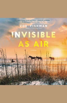 Invisible as Air: A Novel, Zoe Fishman