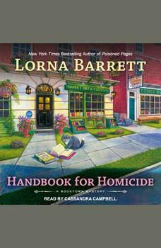 Handbook for Homicide, Lorna Barrett