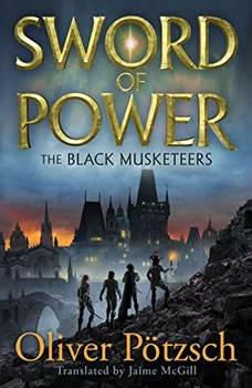 Sword of Power, Oliver Potzsch