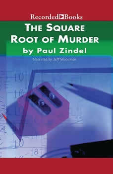 The Square Root of Murder, Paul Zindel