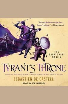 Tyrant's Throne, Sebastien de Castell