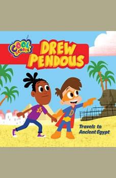 Drew Pendous Travels to Ancient Egypt, Rob Kurtz