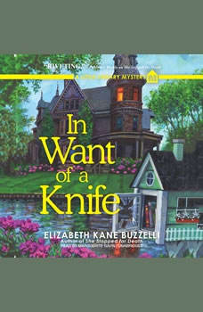 In Want of a Knife: A Little Library Mystery A Little Library Mystery, Elizabeth Kane Buzzelli