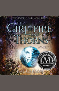 The Girl of Fire and Thorns, Rae Carson