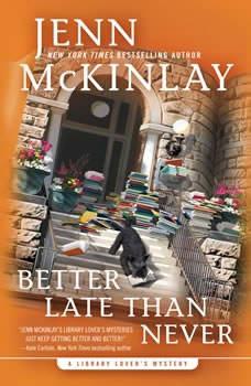 Better Late Than Never, Jenn McKinlay