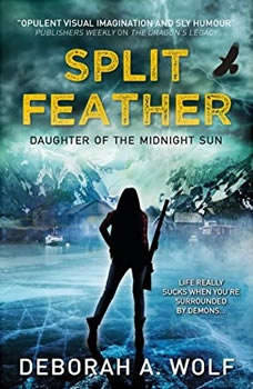 Split Feather, Deborah A. Wolf